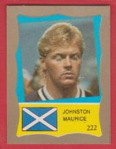 Scotland Maurice Johnston 222